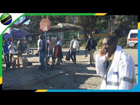 Mbeya town → Lwambi → Mbalizi → Songwe Road in Mbeya - Tanzania