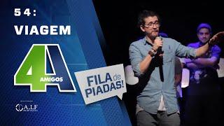 FILA DE PIADAS - VIAGEM - #54 Participação Murilo Couto