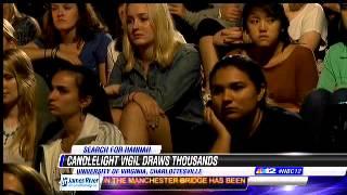UVA Vigil for Hannah Graham Draws Thousands