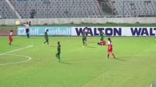 Bangladesh vs Singapore  AFC U - 16 Women
