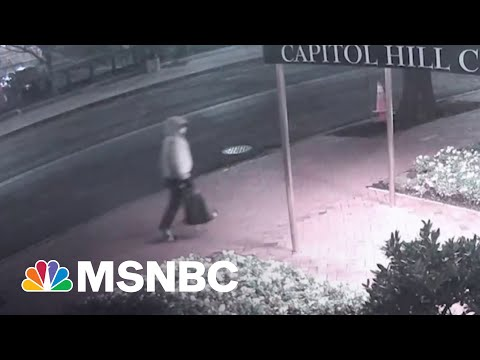 FBI Still Seeking Person Who Planted Pipe Bombs Ahead Of Capitol Riot | MSNBC