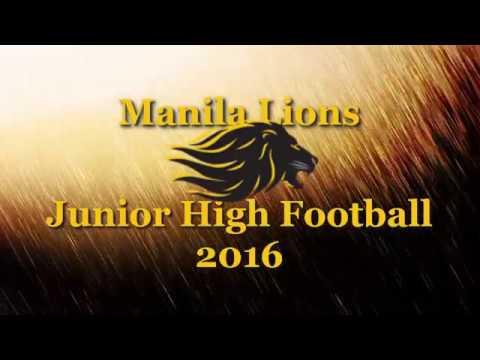 Manila Jr High vs. Piggott