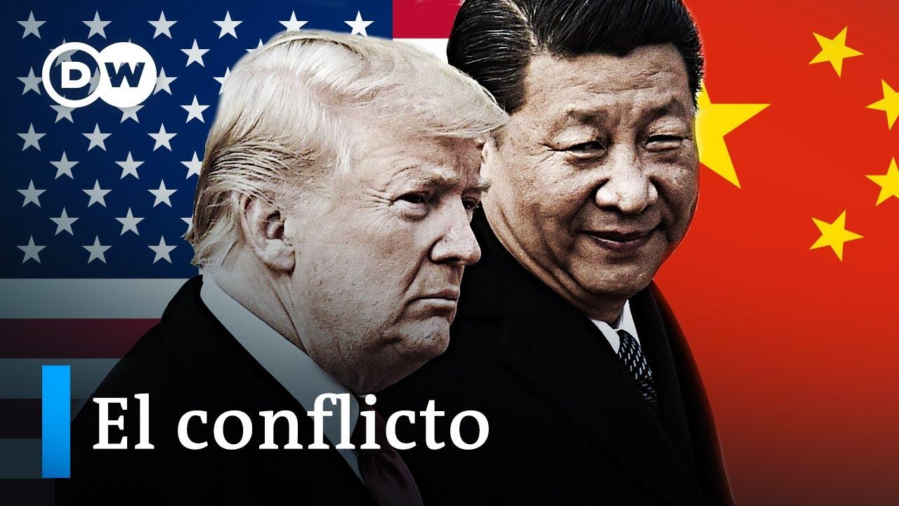 EE. UU. contra China | DW Documental