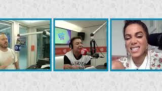 Anitta EXCLUSIVO! #Entrevista Ao Vivo (Girl From Rio)