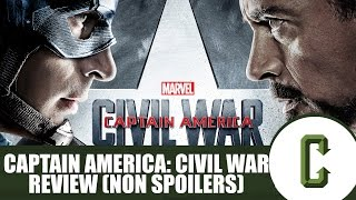 Captain America: Civil War Review (Non-Spoilers)