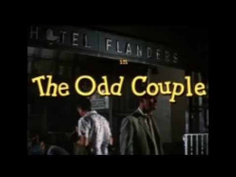 The Odd Couple theme song film soundtrack original music score