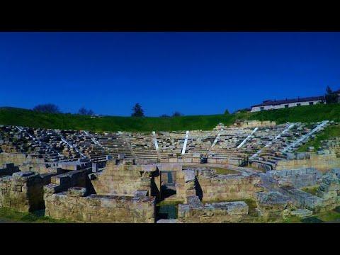 Larisa (Greece) in 4K