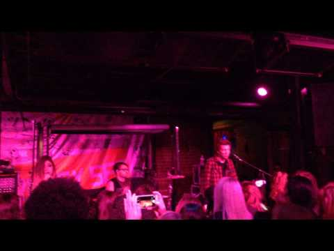 "Against The Current - ""Gravity"" Live at The Shelter in Detroit, Michigan"