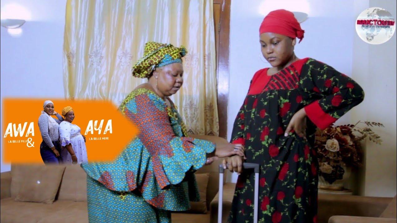 Download Série - AYA NI AWA - Boura musso (belle mère & belle fille ) - Épisode 12 - saison 1