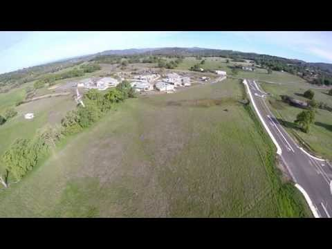 P-51 Fly by QX3 quadcopter