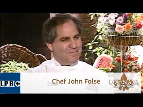 Chef John Folse | Louisiana Legends