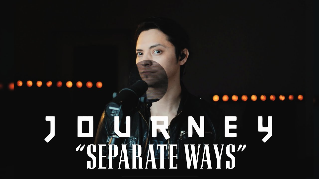 Journey - Separate Ways (cover by Juan Carlos Cano)