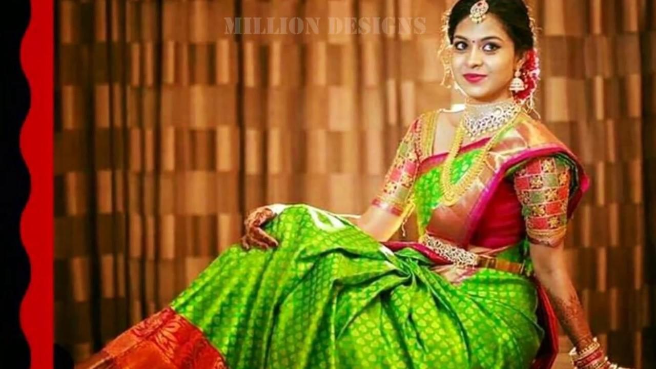 Awesome Kancheepuram Silk Sarees With Price Starting 10k Million Designs