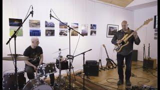 Brian Kastan 2 Trio (Brian playing bass & guitar)  Peter O'Brien-Drums