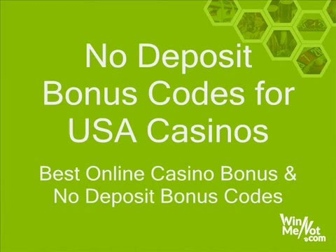 No Deposit Coupon Codes for 10 Best Online Casinos – US