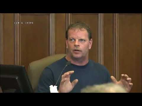 William Knight Trial Day 3 Part 1 Gerald Bensch and Curtis Gill Testify 04/06/18