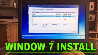 How to install window 7 With Cd,Dvd on Dell Inspiron 15 5000 Series Laptop in hindi