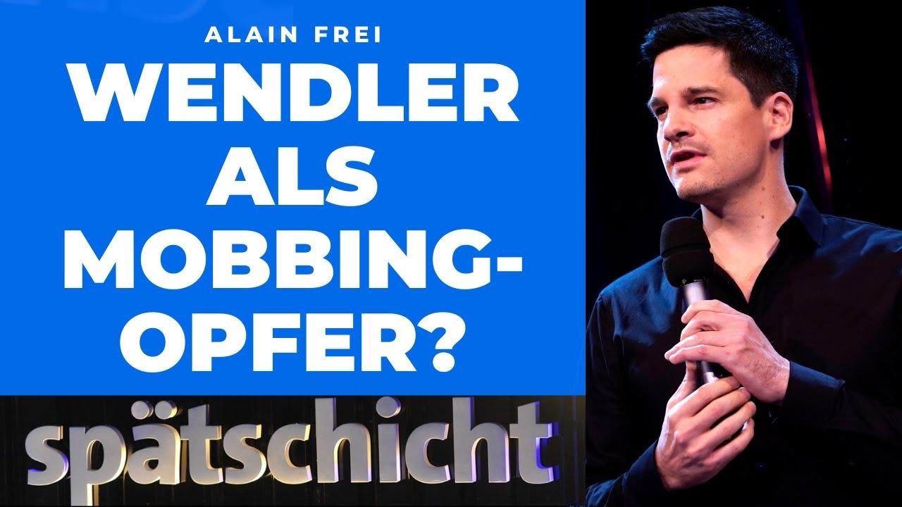 Alain Frei: Der Wendler und andere Demokratie-Probleme   SWR Spätschicht