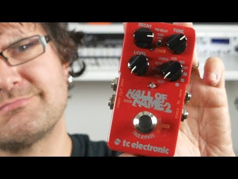TC Electronic Hall Of Fame 2 Reverb Review