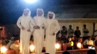 Мужской арабский танец Саиди с тросточками (ОАЭ, 2016)