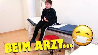 MIT ASH ZUM ARZT...😷   Max' Schulauftrag 🙄  Vlog # 299 🌸 marieland 💐