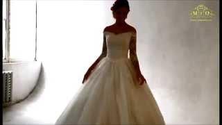 Свадебное платье Бланш, рукава, производство