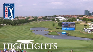 Highlights   Round 2   AT&T Byron Nelson