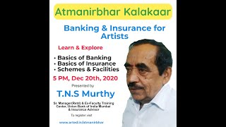 Banking & Insurance for Artists