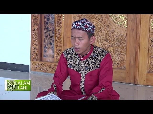 Merdu, Pembacaan Surah Al Muzzammil Ayat 1 - 14