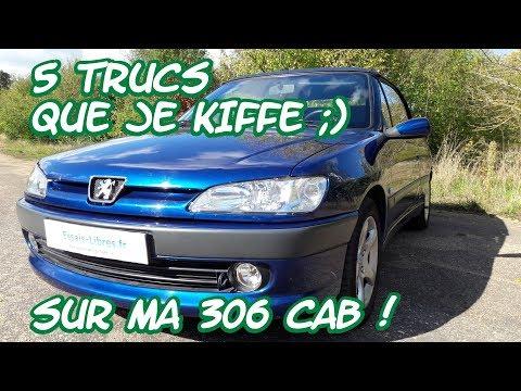 5 TRUCS QUE JE KIFFE SUR MA 306 CAB 😍🖒