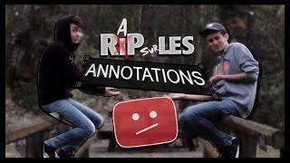 LA FIN DES ANNOTATIONS (ft. Sables)
