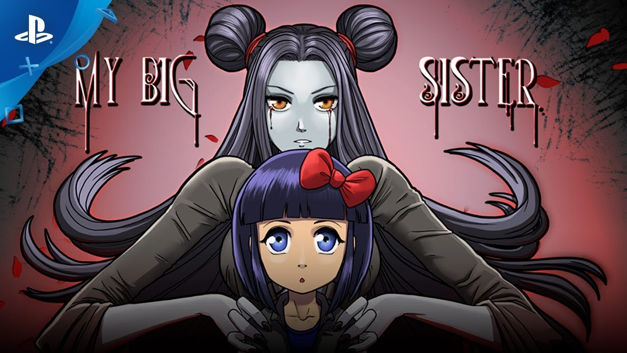 My Big Sister - Launch Trailer | PS4