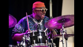 Ralph Peterson – Powerhouse Percussionist – Jazz Video Guy Live – June 3, 2020