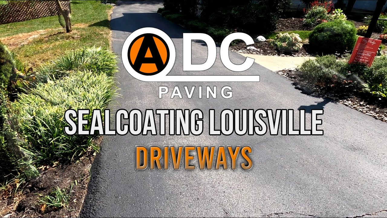 NOW Sealcoating Louisville, Kentucky