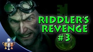 Batman Arkham Knight - Riddler's Revenge Quest Trial (3/10) The Cat and the Bat