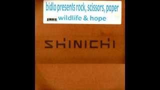 Bidlo Presents Rock, Scissors, Paper - Hope (Cannibal Mix)