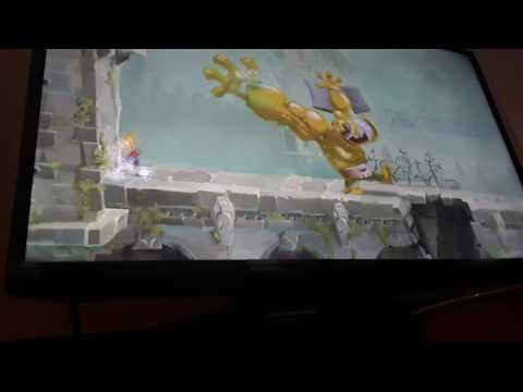 That's such a creepy voice!!!!! Rayman legends 1!!!!!!