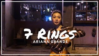 7 rings - Ariana Grande | Dance Choreography by Ah Veee