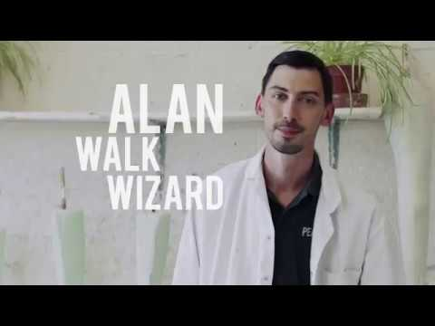 Meet Alan: Walk Wizard - This is Engineering