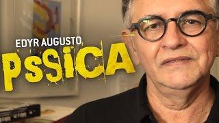 Edyr Augusto ministra palestra 'Literatura, contemporaneidade e cidade' na próxima sexta