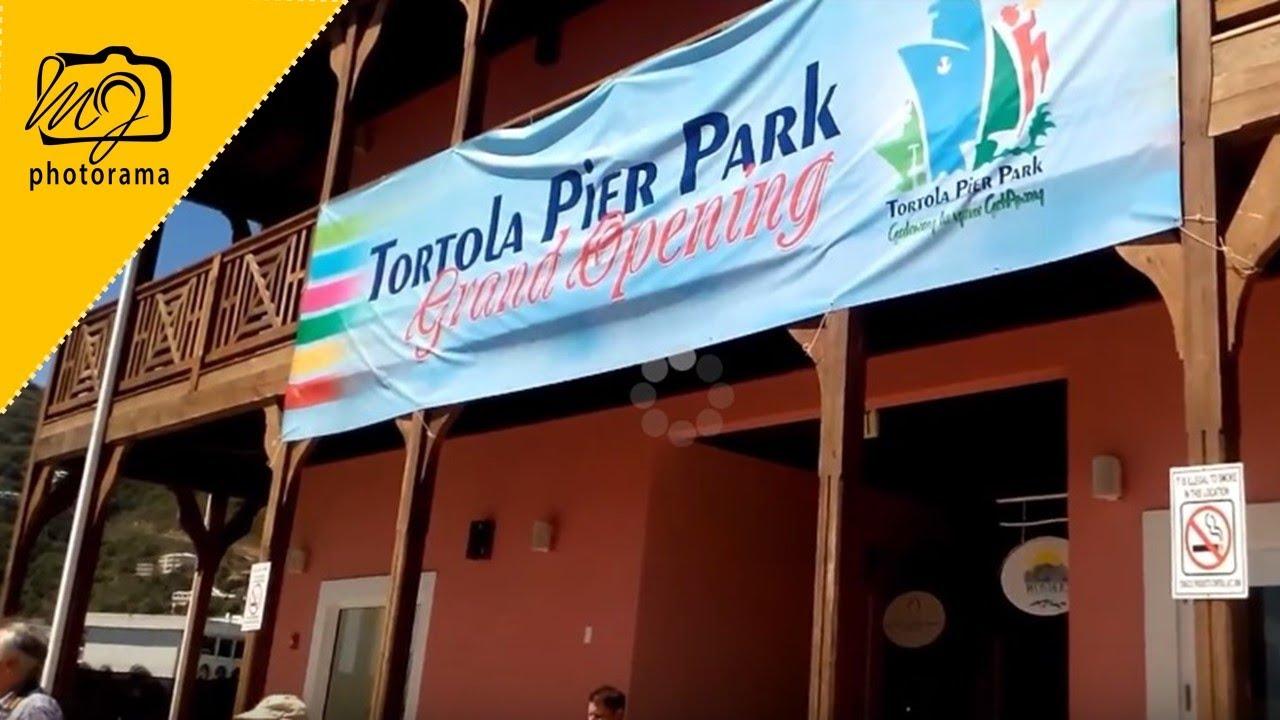 A Visit To Tortola Pier Park Road Town Tortola Bvi Youtube