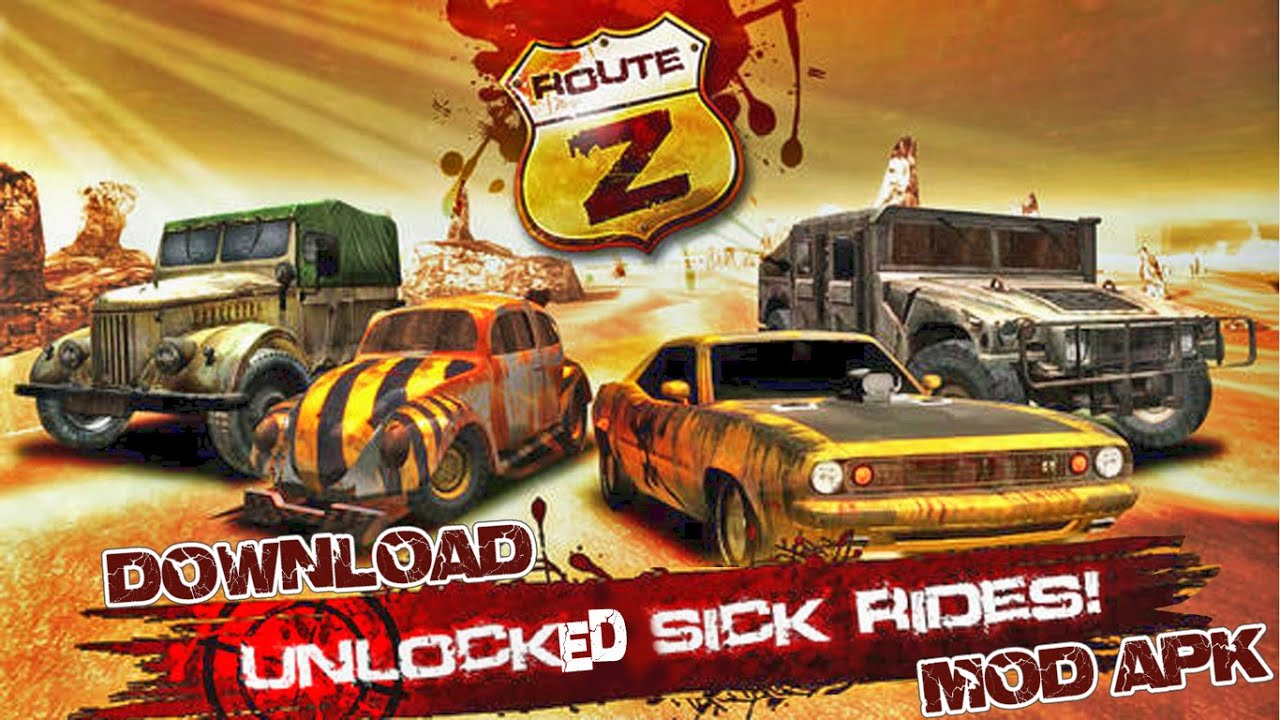 Route Z 1 02 Apk Mod With Gameplay Trailer Hd Youtube