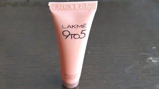 Lakme 9 to 5 weightless mousse foundation review ! shade no 1 rose ivory! Foundation for oily skin!