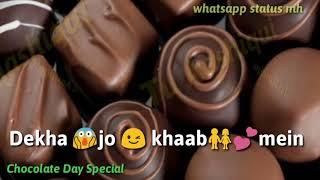 Chocolate Day special 2018 | Heart touching whatsapp status video 2018