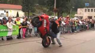 Magyar amatőr rally bajnokság, Borsodnádasd - Balaton (1. rész)