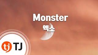 Download Mp3  Tj노래방  Monster - 엑소 Exo  / Tj Karaoke