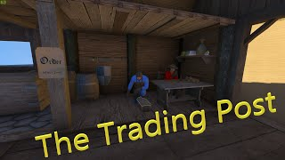 Medieval Engineers S0 E6 Trader Mod