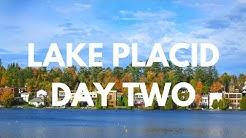 Lake Placid Vlog Day 2: Mirror Lake + Hiking