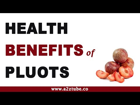 Health Benefits of Pluots