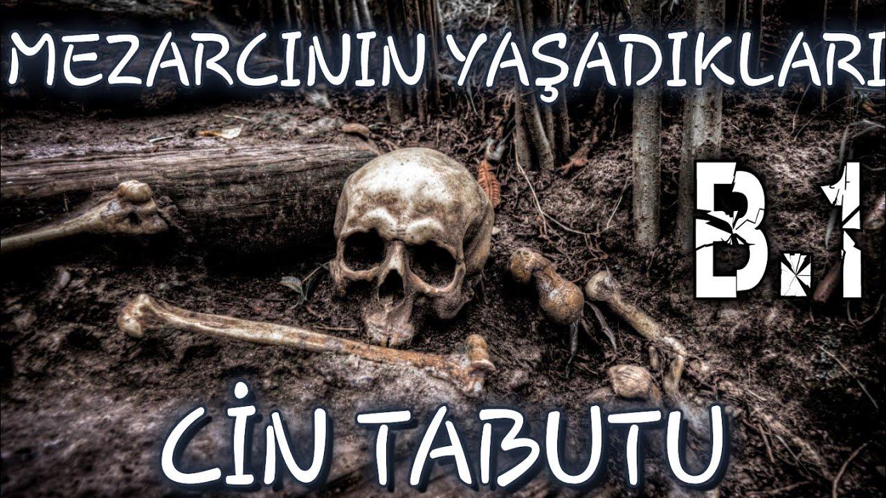 Bursa'daki Mezarlık Bekçisinin Yaşadığı Korkunç Olaylar 1.Bölüm – Korku Hikayeleri - Cin Mezarlığı